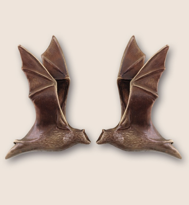 bat pulls from Martin Pierce Custom Hardware