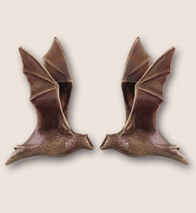 bat pulls from Martin Pierce Custom Hardware