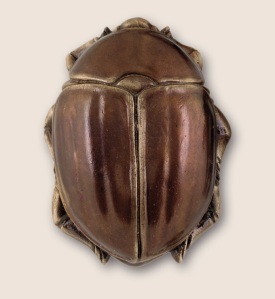 scarab beetle pull from Martin Pierce Hardware