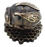 Bee door knob
