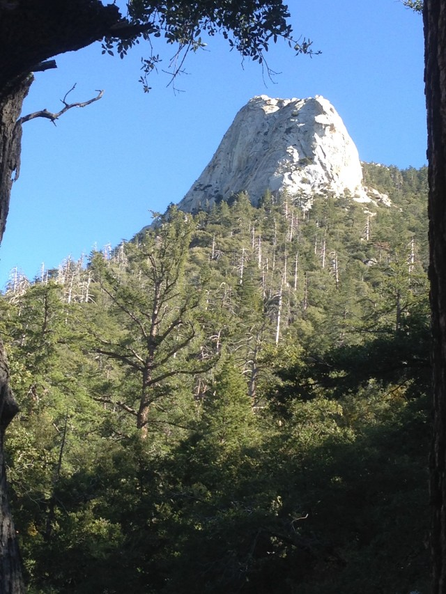 Photo of Lily Rock in Idyllwild California by Martin Pierce Custom Hardware