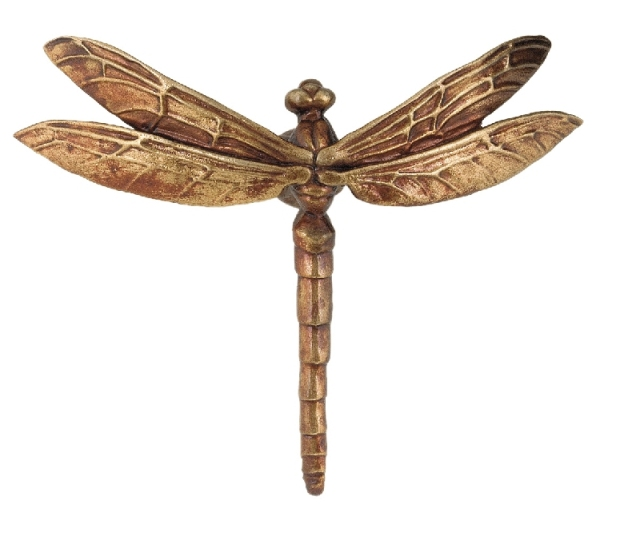 dragonfly drawer pull from Martin Pierce Hardware Los Angeles, CA  90016
