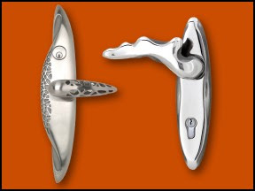 martin pierce morphic handles with orange background