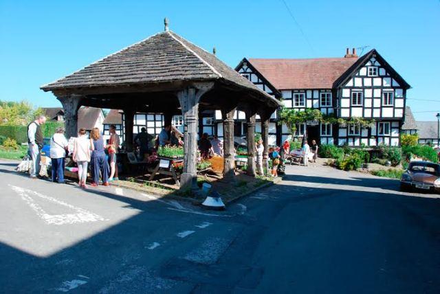 Market Hall in Pembridge Martin Pierce Hardware